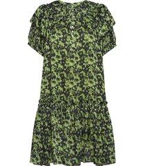 carlson dress dresses cocktail dresses groen birgitte herskind