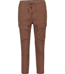 penn & ink pantalon w20w264lab bruin