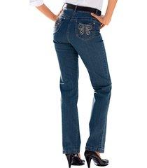jeans klingel donkerblauw