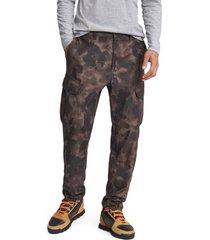 men's rag & bone corbin ii cargo pants, size 32 - brown
