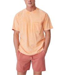 men's pigment fleece shorts
