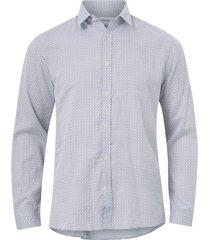 skjorta aop graphic shirt l/s