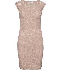 dress ss knälång klänning rosemunde