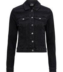jeansjacka vmhot soya ls denim jacket mix