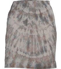 laisa kort kjol grå rabens sal r