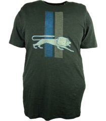 '47 brand men's detroit lions retro logo scrum t-shirt