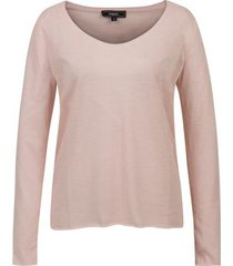 sapph gentle light sweater roze