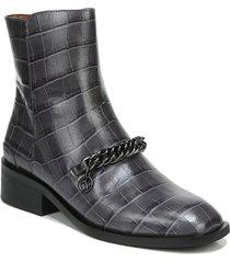women's franco sarto caleb bootie, size 6.5 m - grey