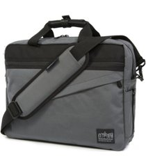 manhattan portage second avenue briefcase