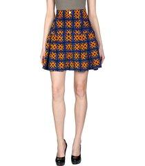 talbot runhof mini skirts