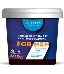 cera depilatória for men 600g labotrat