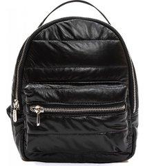 mochila negra tropea fresia