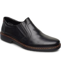 16571-00 loafers låga skor svart rieker