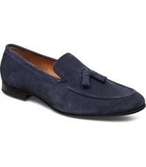 rob shoes business loafers blå playboy footwear