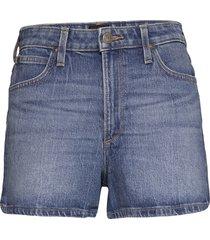 carol short shorts denim shorts blå lee jeans