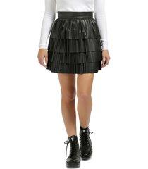 guess paloma mini skirt
