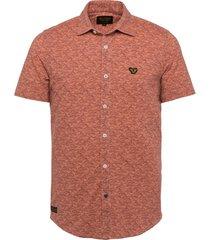 overhemd pique with a/o print