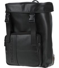 trussardi jeans backpacks