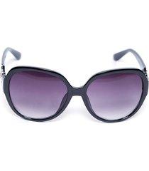 gafas marco detalle color negro, talla uni
