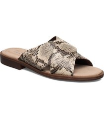 declan ivy shoes summer shoes flat sandals beige clarks