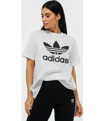 adidas originals trefoil tee oversized t-shirts