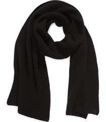 women's rag & bone ace cashmere scarf