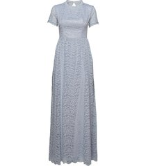 claire dress trouwkleding blauw by malina