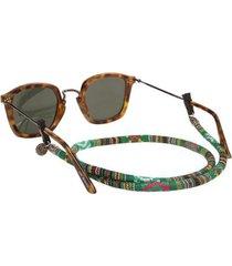 cordón cuelga gafas sajú étnico timbiquí
