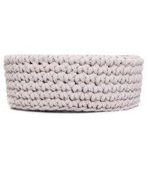 cesta string - cinza