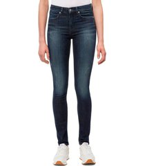 jeans mid west skinny azul calvin klein