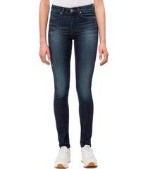jeans mid west skinny azul calvin klein