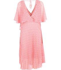 jovonna london falun polyester dress