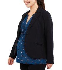 motherhood maternity blazer