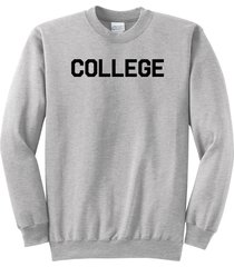 college funny animal house university shirt crewneck sweatshirt