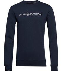 bowman sweater sweat-shirt trui blauw sail racing