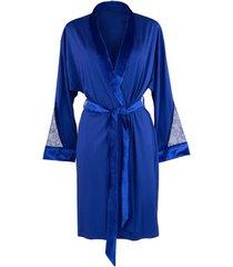 pyjama's / nachthemden lisca koninklijke wens blauw negligee