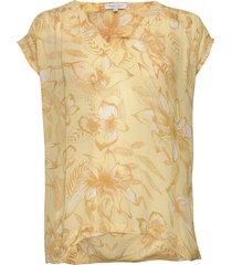 cherpw bl blouses short-sleeved geel part two