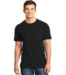 camiseta básica lisa algodão masculina - masculino