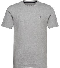 small logo t-shirt t-shirts short-sleeved grå original penguin