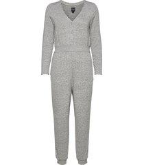 softspun cozy jumpsuit jumpsuit grå gap