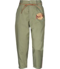 12/63 3/4-length shorts