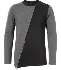 zumo langere sweater fleece voering