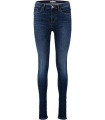 jeans heritage como blauw