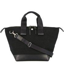 cabas bowlerbag tote bag - black