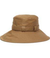 'kaya' buckled water-repellent bucket hat