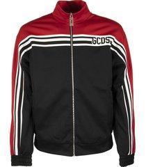 gcds new tracksuit bi-color jacket