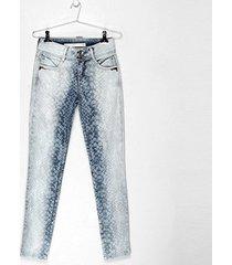 calça jeans dimy super skinny