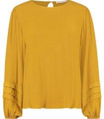 blouse faith okergeel