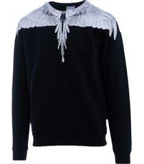 marcelo burlon marcelo burlon sweatshirt