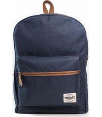mochila azul merope roy